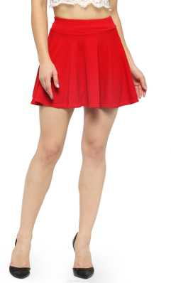 10c04901c9 Red Skirts - Buy Red Skirts Online at Best Prices In India ...