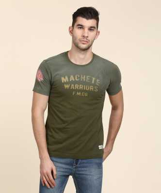 b1af5e5207 Flying Machine Tshirts - Buy Flying Machine Tshirts Online at Best ...