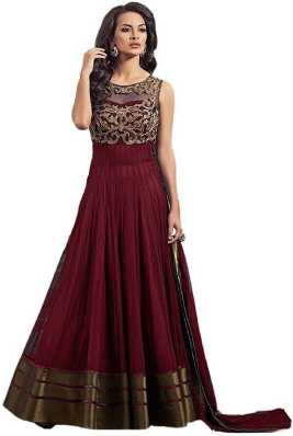 c51d2a81af5a Gowns - Indian Gowns Designs Online at Best Prices In India ...