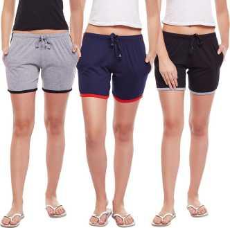 f277011527 Women Shorts - Buy Ladies Shorts, Denim Shorts & Hotpants Online ...