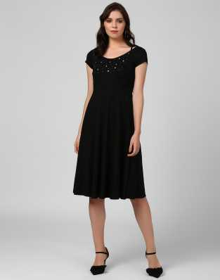 01835f744c2 Fit And Flare Dresses - Buy Fit And Flare Dresses Online at Best ...