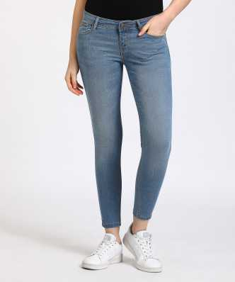 96ff465f4e3 Women Jeans | Buy Ladies Denim, Skinny & Flare Jeans Online at Flipkart