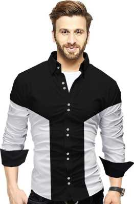 8ae1bb51b04 White Shirts - Buy White Shirts Online at Best Prices In India ...