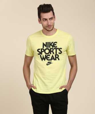 3b6cf765 Nike Tshirts - Buy Nike Tshirts @Upto 40%Off Online at Best Prices In India  | Flipkart.com