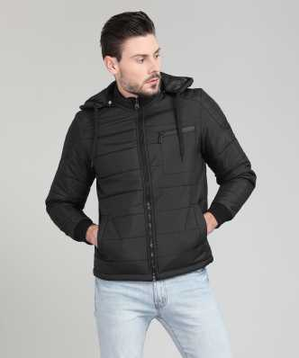 0ec7ea397 Black Jackets - Buy Black Jackets Online at Best Prices In India ...