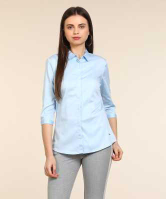 524b4707 Women's Shirts Online at Best Prices In India|Buy ladies' shirts ...