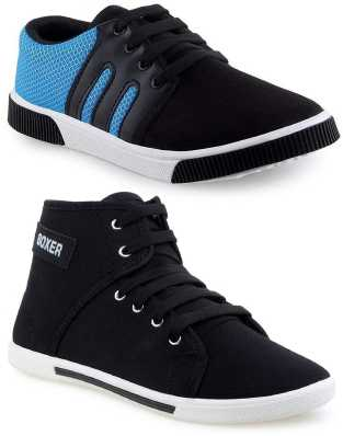 56e79822e42ac Blue Shoes - Buy Blue Shoes online at Best Prices in India ...