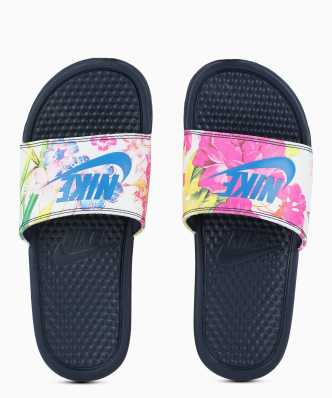 a9c32bf2160d Nike Slippers Flip Flops - Buy Nike Slippers Flip Flops Online at Best  Prices In India