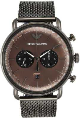 7d2676f6630 Emporio Armani Watches - Buy Emporio Armani Watches Online For Men   Women  at Best Prices in India