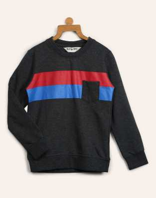 a72a737fb Sweatshirts For Boys - Buy Boys Sweatshirts Online At Best Prices In ...
