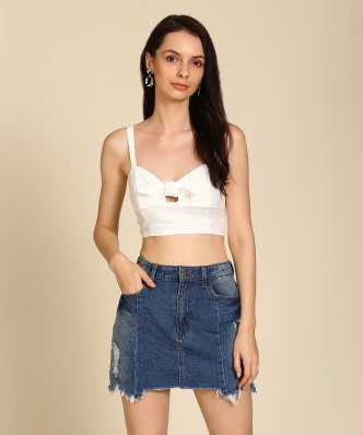 83f8b02daa3b Forever 21 Tops - Buy Forever 21 Tops Online at Best Prices In India ...