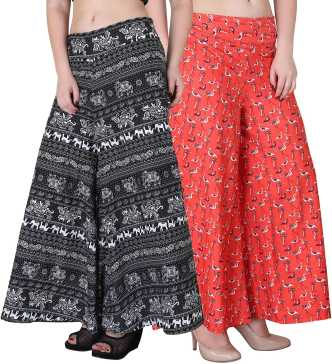09704eecd186 Palazzo Pants - Buy Palazzo Pants online at Best Prices in India ...