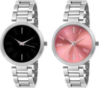 e3a0e80ffca Women Wrist Watches - Buy Women Wrist Watches Online at Best Prices ...