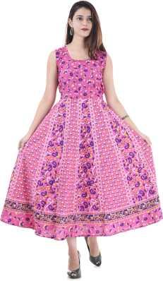 c2bf58db39 Pink Kurtis - Buy Pink Kurtis Online at Best Prices In India ...