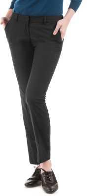 b6de1003f86b Formal Pants For Women - Buy Ladies Formal Pants online at Best ...