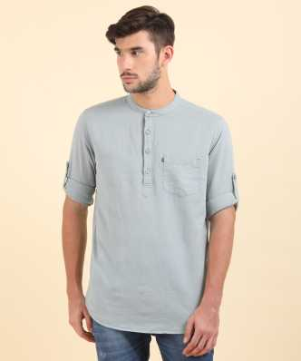 b66eb97c7a0 Linen Shirts - Buy Linen Shirts online at Best Prices in India |  Flipkart.com
