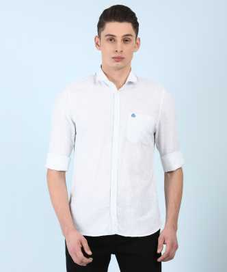 3a830fbb Linen Shirts - Buy Linen Shirts online at Best Prices in India |  Flipkart.com