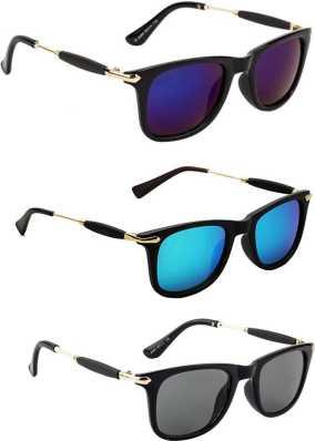 b3213c3632 Wayfarer Sunglasses - Buy Wayfarer Sunglasses Online at Best Prices ...