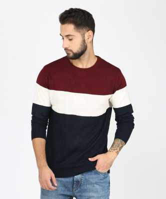 Sweaters - Buy Sweaters for <b>Men</b> Online at Best Prices in India