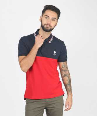 24682c604 U S Polo Assn Clothing - Buy U S Polo Assn Clothing Online at Best Prices  in India