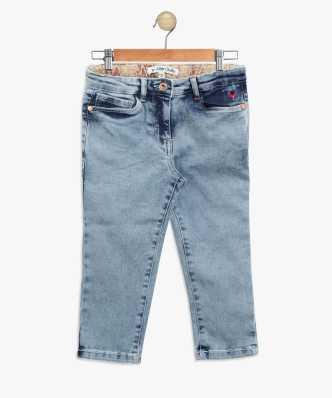 9385ef2c18f Girls Jeans - Buy Jeans For Girls Online In India At Best Prices -  Flipkart.com