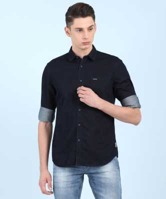 4d97100c94c Flying Machine Casual Party Wear Shirts - Buy Flying Machine Casual Party  Wear Shirts Online at Best Prices In India