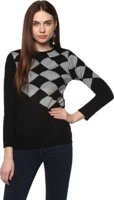 9b722e76aa4daa Sweaters Pullovers - Buy Sweaters Pullovers Online for Women at Best ...