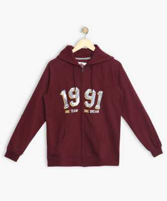 f3056a3a95f1 Sweatshirts For Boys - Buy Boys Sweatshirts Online At Best Prices In ...