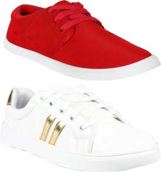 aa20ad18200 Red Sneakers - Buy Red Sneakers online at Best Prices in India ...