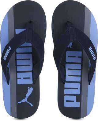 633cf077e6c7 Puma Slippers   Flip Flops - Buy Puma Slippers   Flip Flops Online For Men  at Best Prices in India