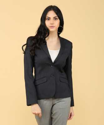 36c19f99d3a57 Womens Formal Blazers - Buy Blazers For Women Online at Best Prices in  India