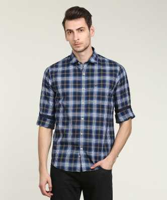 179655183d4f Peter England Shirts for Men's Online at Best Prices In India ...