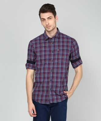 069011c3c Maroon Shirts - Buy Maroon Shirts Online at Best Prices In India ...