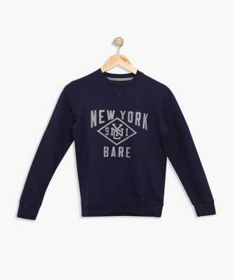 9127d6da Sweatshirts For Boys - Buy Boys Sweatshirts Online At Best Prices In ...