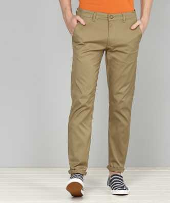 dcda6b9eb Trousers for Men Online at Best Prices