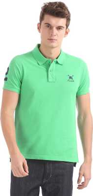 98a6b6133 U S Polo Assn Tshirts - Buy U S Polo Assn Tshirts Online at Best ...