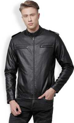 a6bfb178 Leather Jackets - Buy Leather Jackets For Men & Women Online on Flipkart At  Best Prices