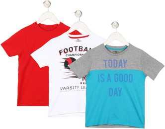 0a3c74efa Polos & T-Shirts For Boys - Buy Kids T-shirts / Boys T-Shirts ...