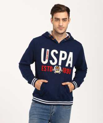 e4187d42b U S Polo Assn Sweatshirts - Buy U S Polo Assn Sweatshirts Online at Best  Prices In India