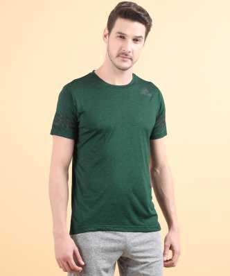 538b27ca Printed Men Round or Crew Black T-Shirt. ₹584. ₹1,299. 55% off. ADIDAS