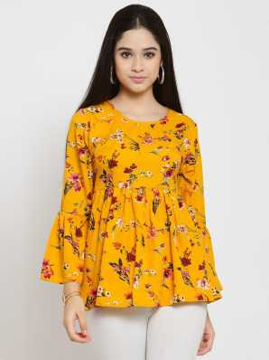 d9816080d88 Floral Tops - Buy Floral Tops Online For Women at Best Prices In India |  Flipkart.com