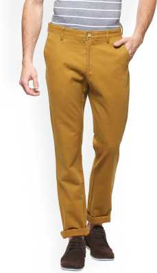 a044c1e75fc Allen Solly Trousers - Buy Allen Solly Trousers Online at Best ...