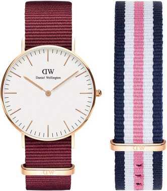 3ba66124eaf29 Daniel Wellington Watches - Buy Daniel Wellington (DW) Watches Online at  Best Prices in India