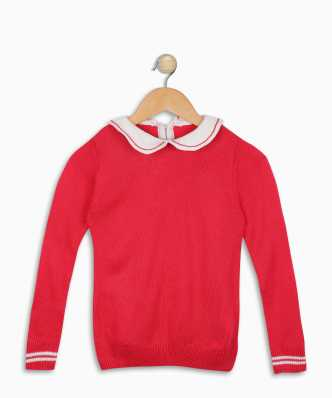 a9b90ada2248 Sweaters For Girls - Buy Girls Sweaters Online At Best Prices In India -  Flipkart.com