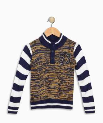1289ad15fe30 Sweaters For Boys - Buy Boys Sweaters Online At Best Prices In India ...