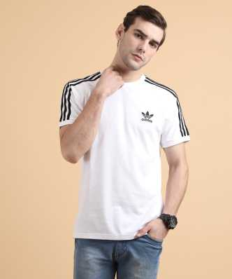 5146ccf0a Adidas Tshirts - Buy Adidas T-shirts @ Min 50% Off Online for men | Flipkart .com
