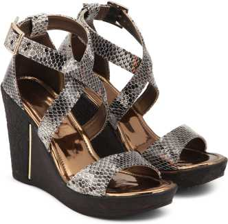 a7106e2adc Catwalk Wedges - Buy Catwalk Wedges Online at Best Prices In India ...