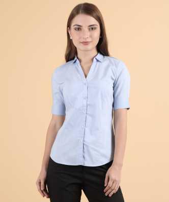 380ea78d8786c Formal Shirts Tops Tunics - Buy Formal Shirts Tops Tunics Online at ...