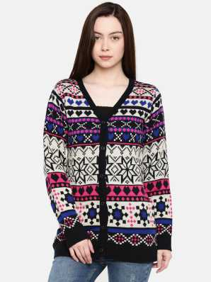 Ladies Cardigans - Buy Cardigans for Women Online (कार्डिगन ... bb7ff3839