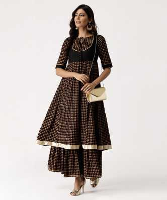 c2373049f7a Top And Skirt Set - Buy Top And Skirt Set Ethnic Sets Online at Best Prices  In India
